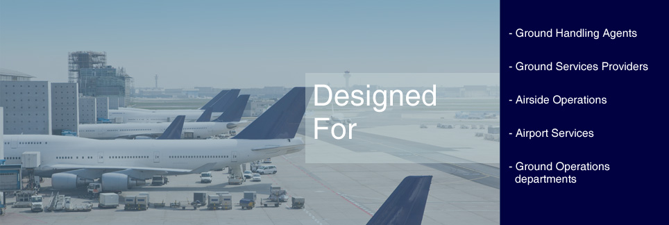 Online Database for Ground Handling, Ground Services & Airside Operations